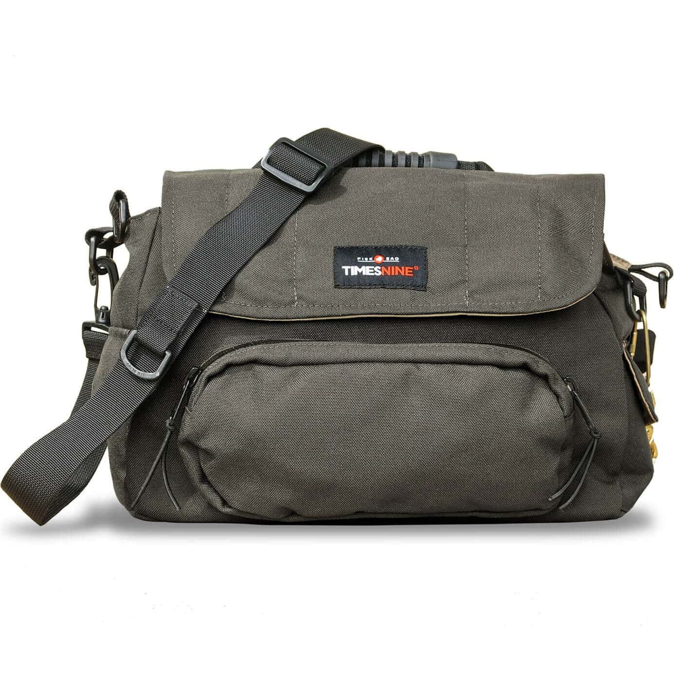 Fisk bag by timesnine fly fishing gear bag for Fly fishing bag